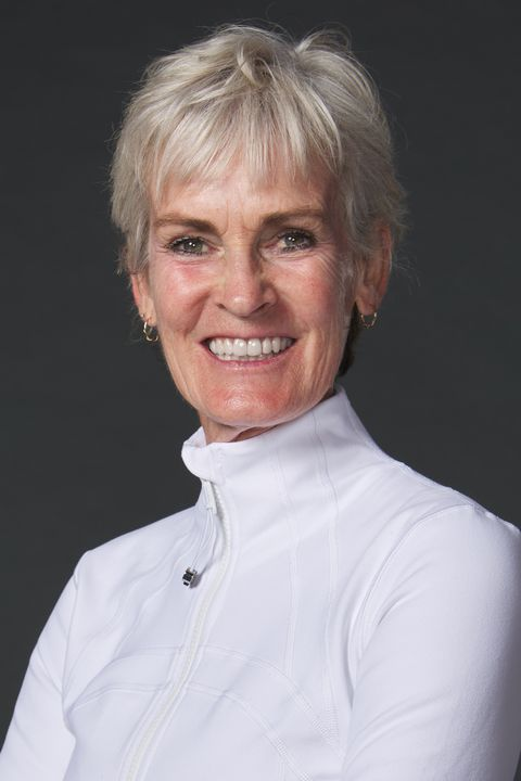 london, england   july 26 judy murray poses for a portrait prior to the st james's place battle of the brits team tennis at national tennis centre on july 26, 2020 in london, england  photo by karl bridgemangetty images for battle of the brits