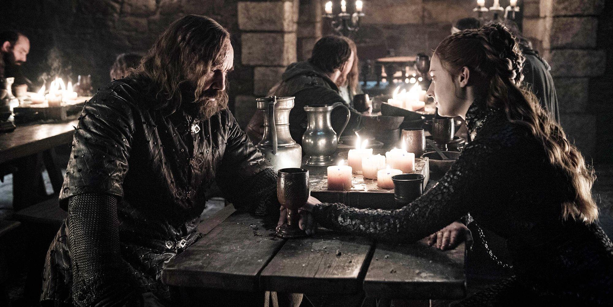 Juego de Tronos 8x04 Sansa