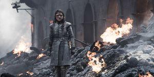 Juego de Tronos Arya muere temporada 6