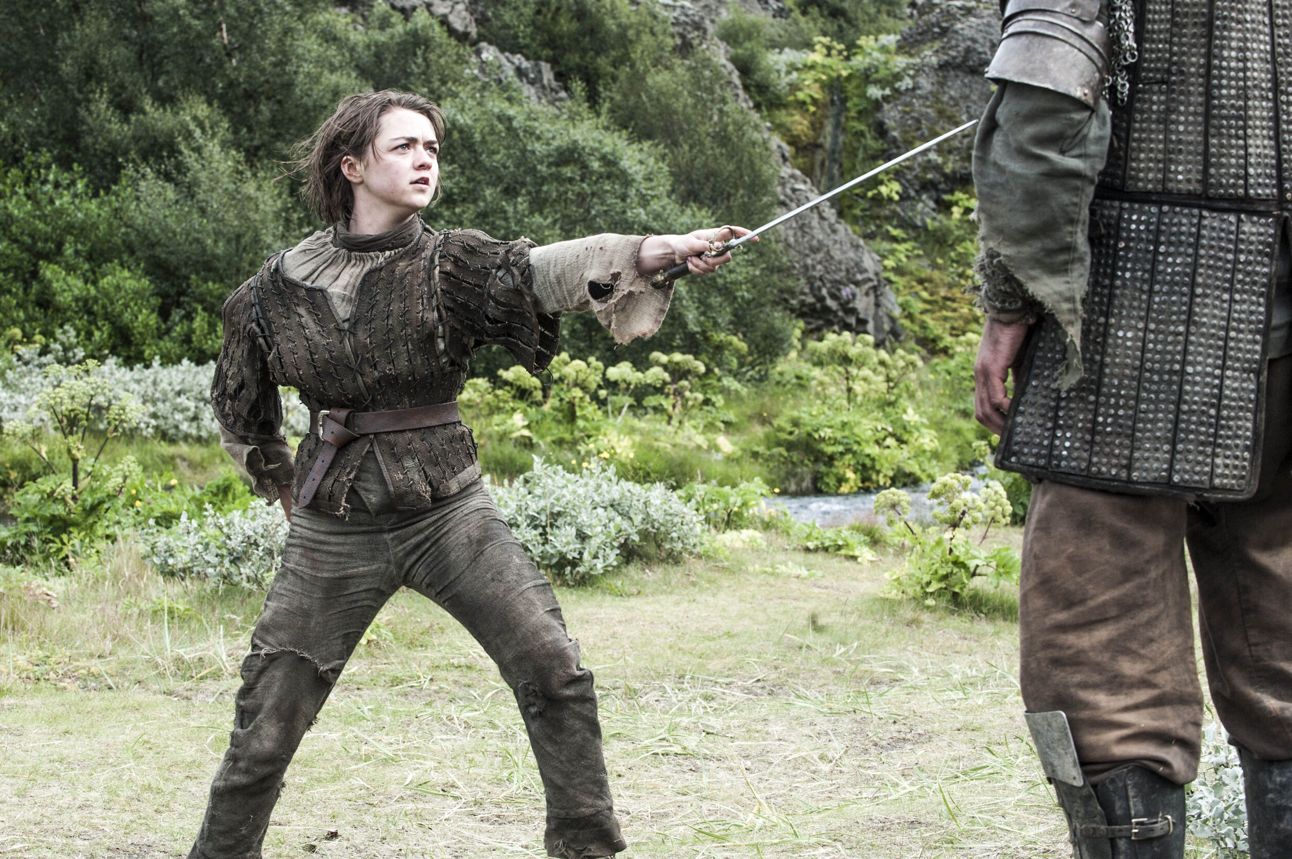 'Juego de Tronos': ¿Qué Personajes Siguen Vivos en Lista de Arya Stark?
