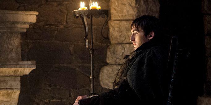 Juego de Tronos Bran Stark rey de la noche