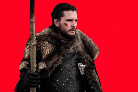 Juego de Tronos condena Jon Nieve