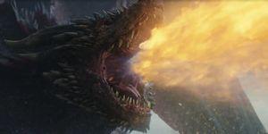 Juego de Tronos Drogon Daenerys Essos