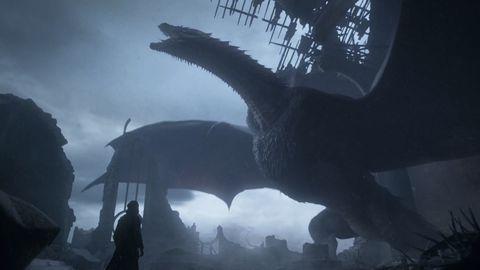 Juego De Tronos Por Qué Drogon No Ataca A Jon Nieve