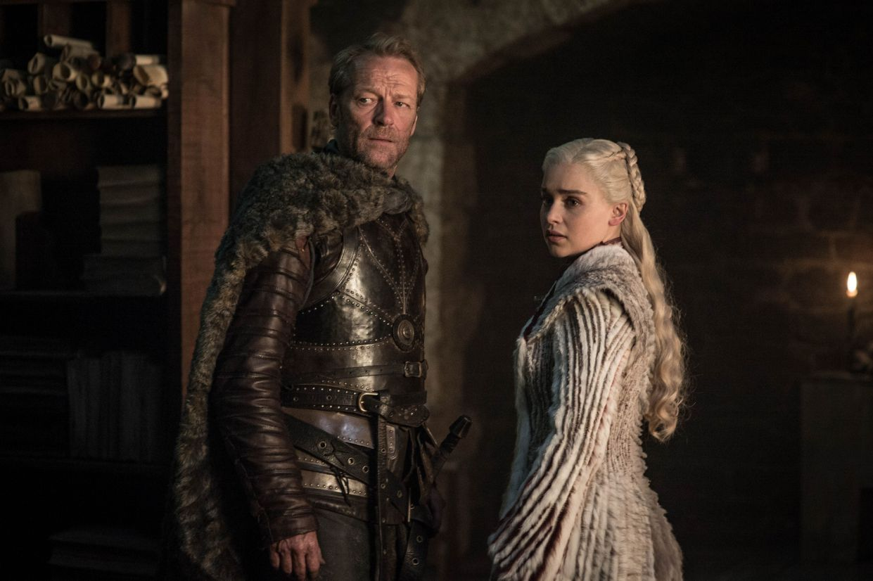 Juego de Tronos: Jorah Mormont no iba a Morir