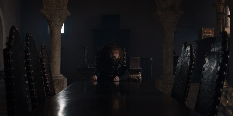 Juego de Tronos mensaje final tyrion lannister