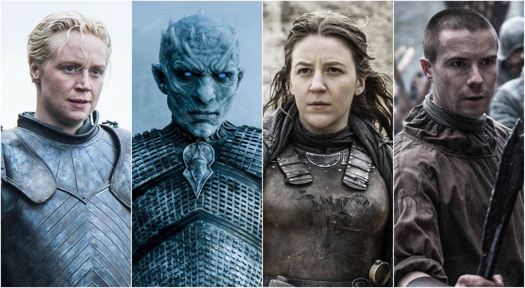 'Juego de tronos': 10 personajes a los que ha fallado la serie