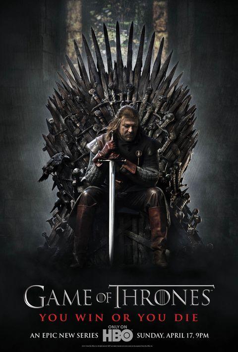 Juego de Tronos Poster Temporada 1