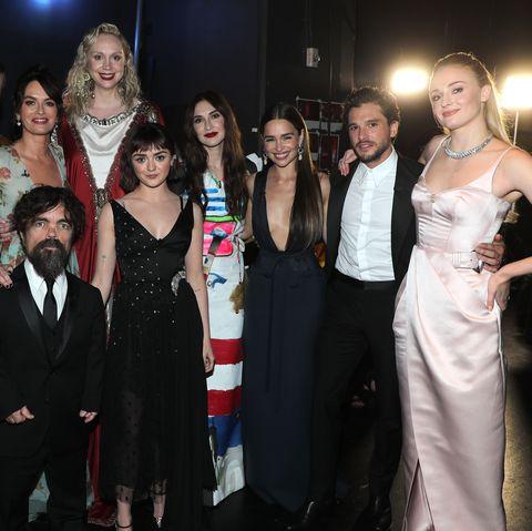 Premios Emmy 2019 Juego de Tronos Reencuentro