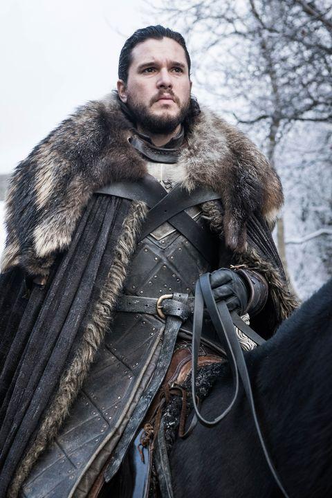 Imágenes inéditas de la temporada final de'Juego de tronos'