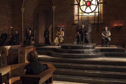 juego de tronos sala del trono