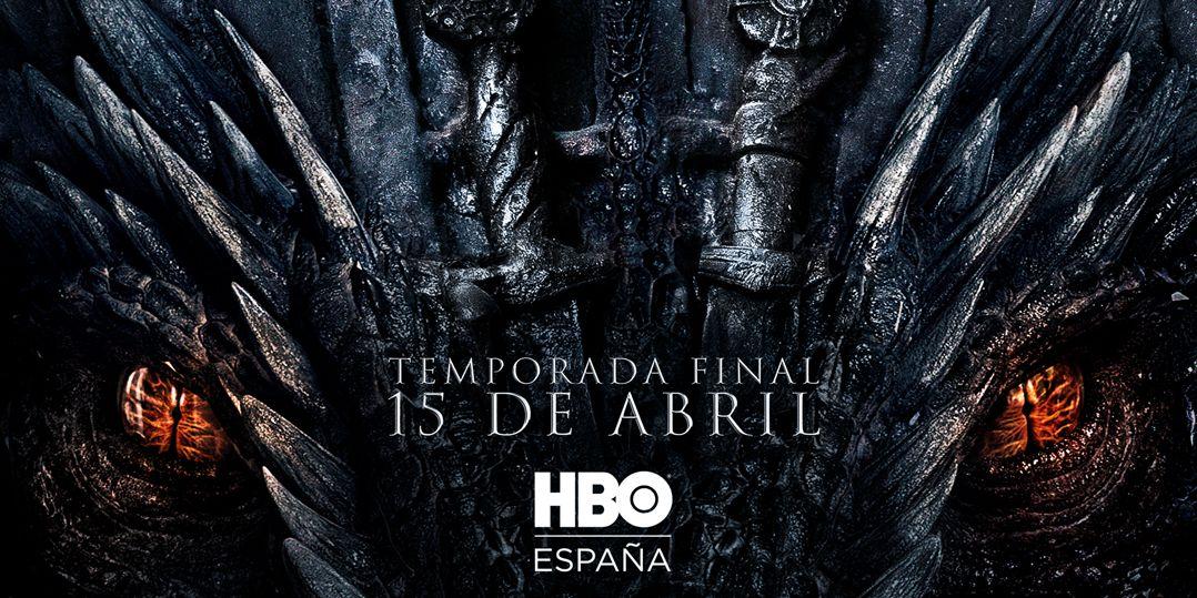 Poster Juego de Tronos temporada 8