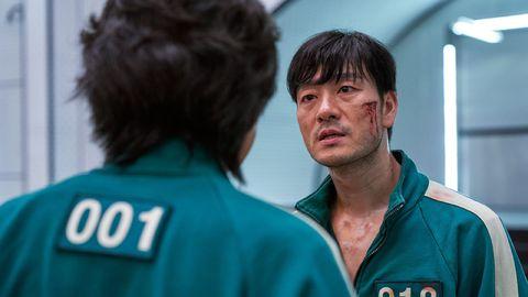 'el juego del calamar' todos los detalles sobre el reparto de la serie coreana de netflix