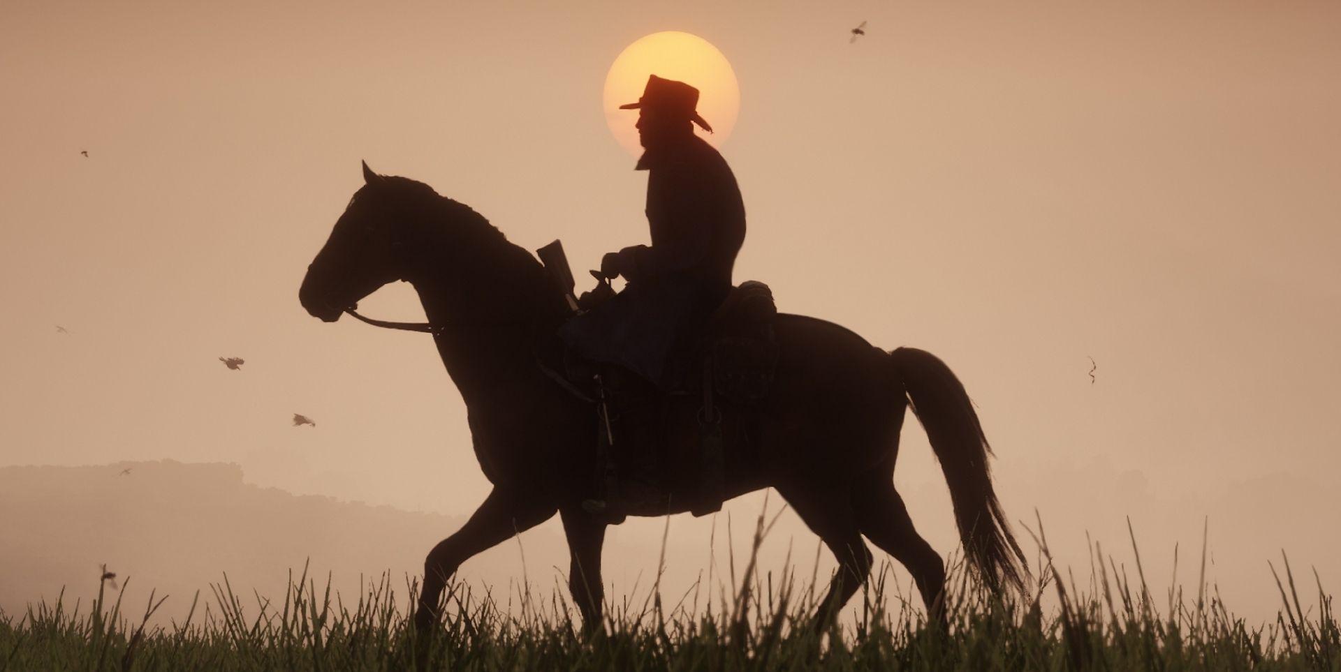 juegos más cinematográficos año red dead redemption 2