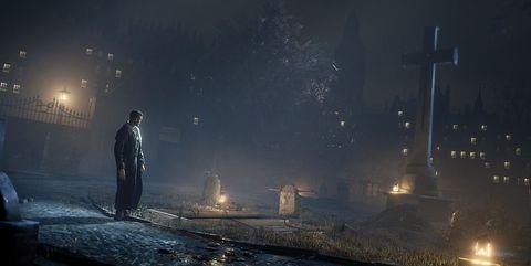 juegos más cinematográficos año vampyr