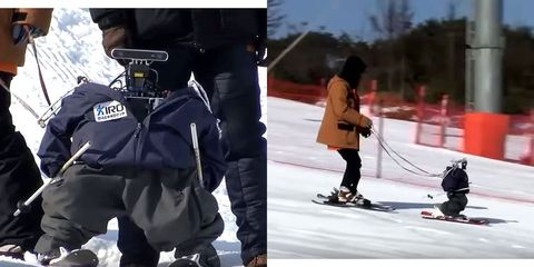 Snow, Sports equipment, Footwear, Recreation, Ski, Helmet, Winter, Sports, Snowshoe, Fun,