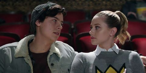 jughead jones and betty cooper s relationship timeline on riverdale