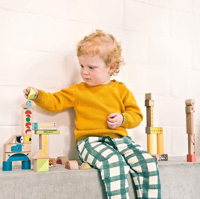 Juguetes infantiles ecológicos