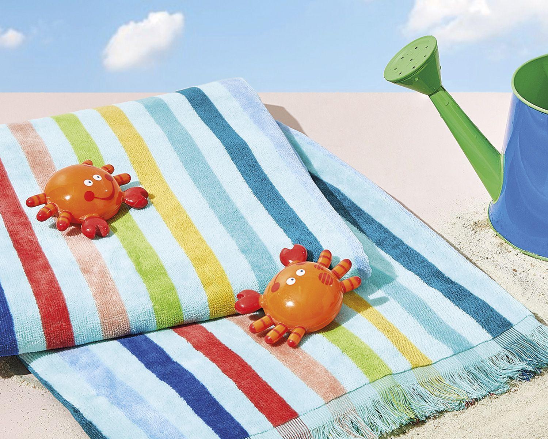 Toallas de playa infantiles de Zara Home