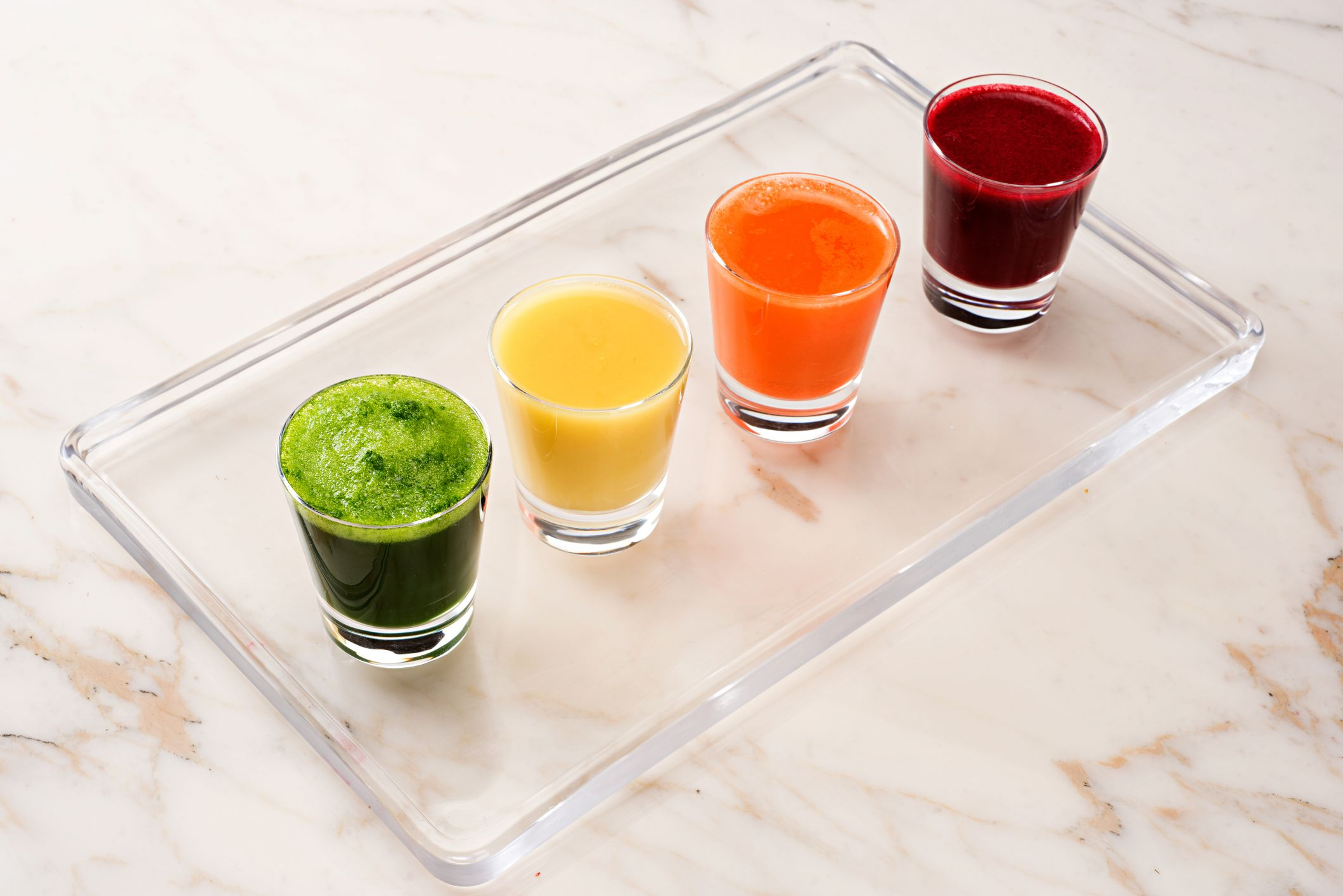 Are Wellness Shots With Turmeric, Ginger, Or ACV Actually Good For You? An RD Weighs In