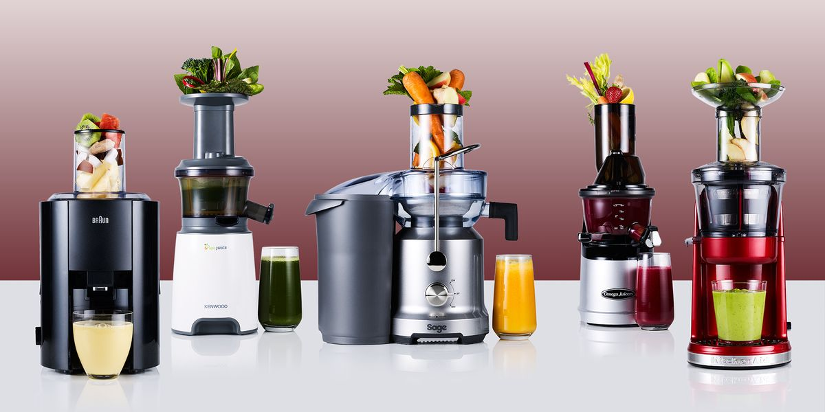 5 Of 2019 S Best Juicers Reviewed Braun Kenwood Sage Kitchenaid