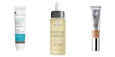 Product, Brown, Liquid, Skin, Text, Fluid, White, Purple, Beauty, Lavender,