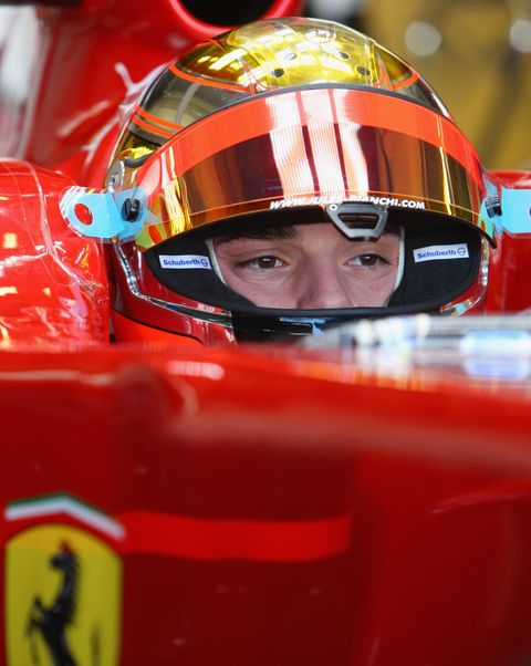 f1 young drivers testing   day one