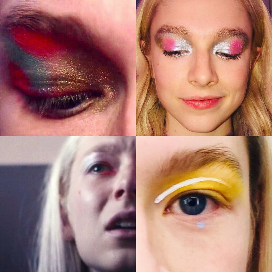 Looks Euphoria Makeup Tutorial