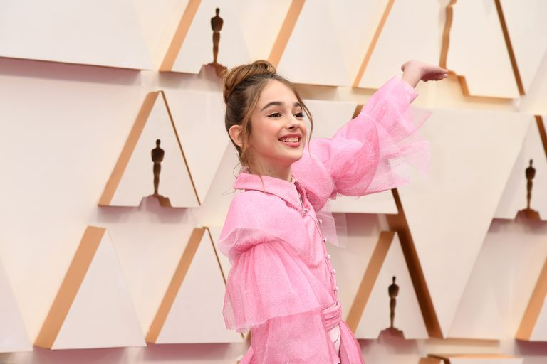 Julia Butters Oscars 2020