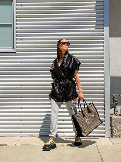 sandali con zeppa moda primavera estate 2021