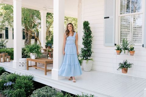 fbe7f0b69de0 Julia Engel Charleston House Pictures - Gal Meets Glam Interview