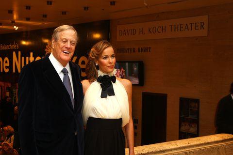 new york city ballet's opening night celebration