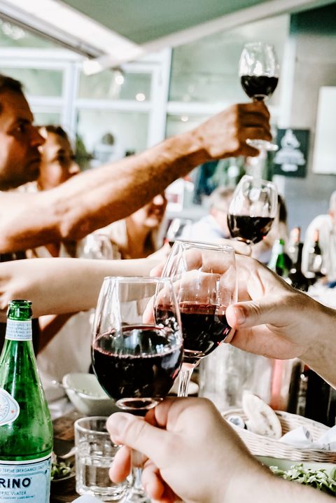 Alcohol, Drink, Wine glass, Glass, Alcoholic beverage, Wine, Stemware, Hand, Glass bottle, Photography,