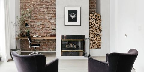 25 Modern Fireplace Designs That Will Beg You To Get Cozy