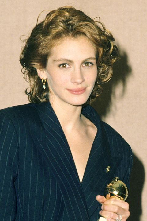 hottest celebrity in 1991: Julia Roberts