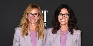 Julia Roberts and Elizabeth Stewart at InStyle Awards