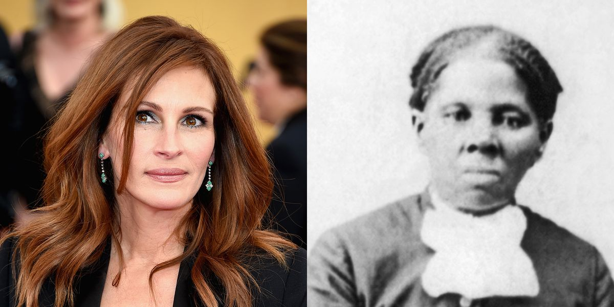 A Hollywood Exec Wanted Julia Roberts to Play Harriet Tubman in a Biopic