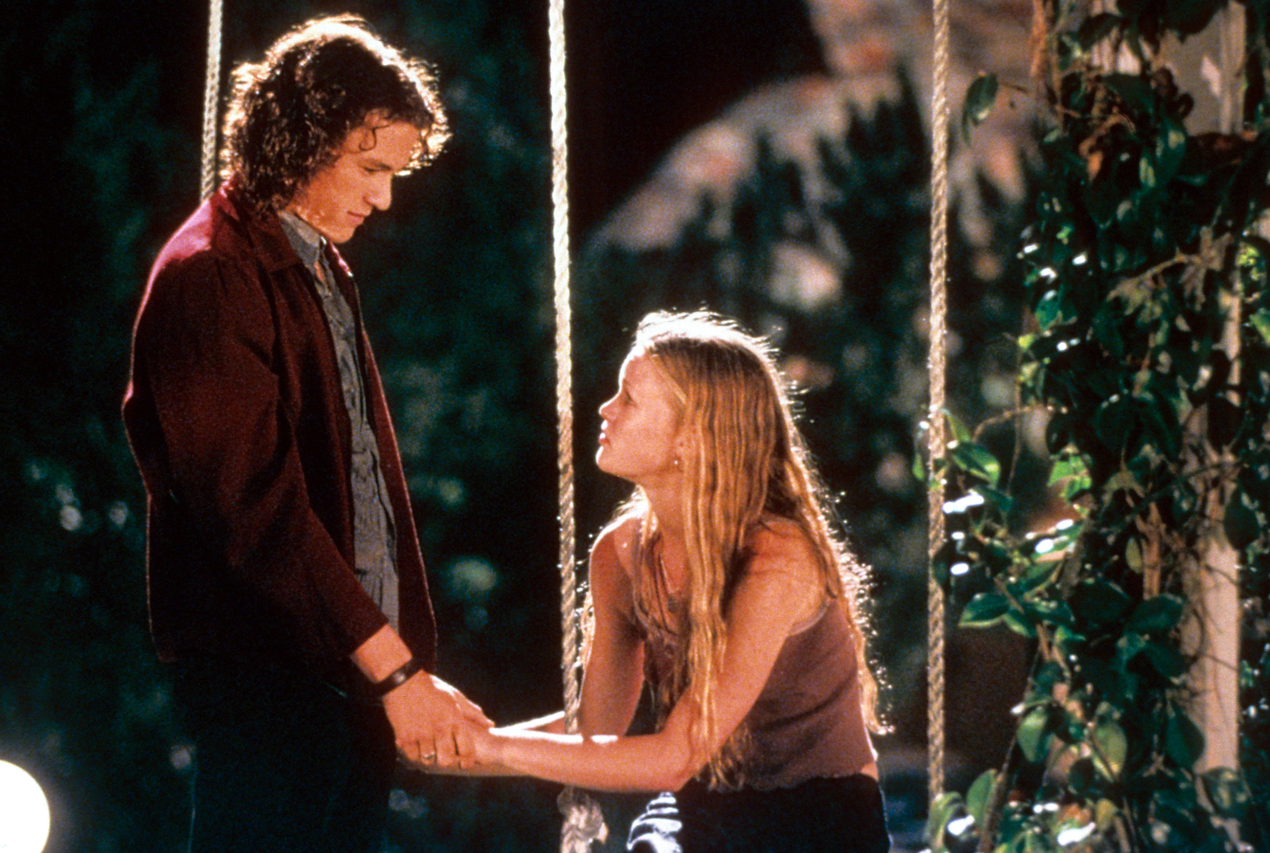 Julia Stiles Reveals Her Favourite Heath Ledger Memory From 10 Things I Hate About You Set As The Film Turns 20