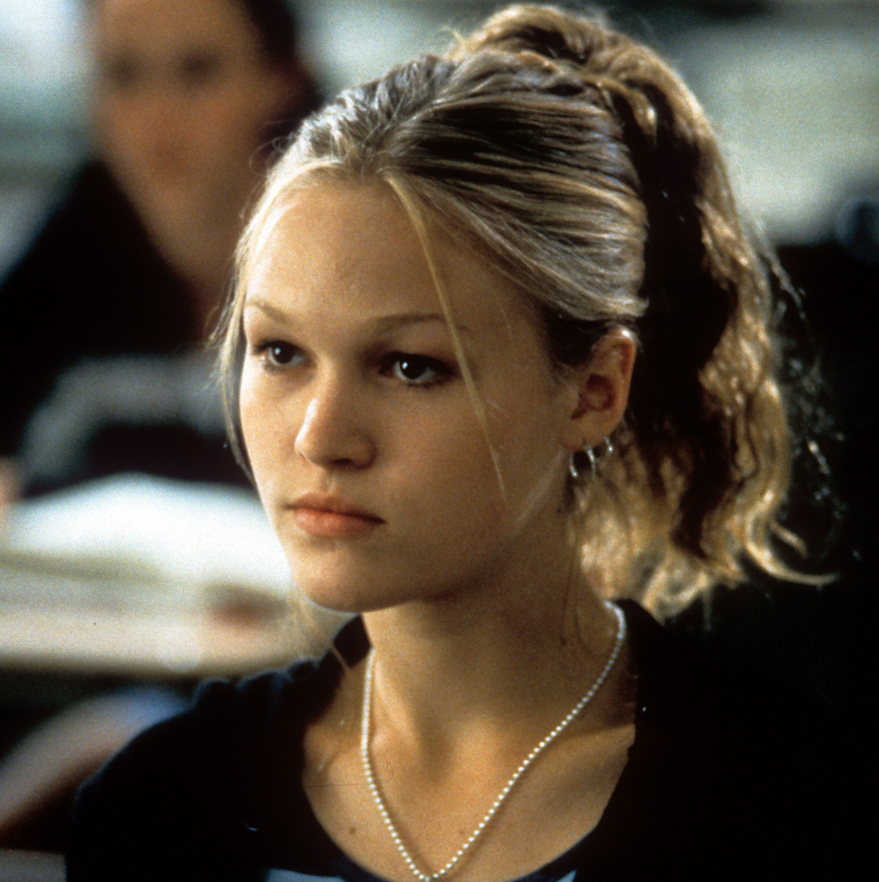 Julia Stiles In '10 Things I Hate About You'
