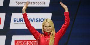 Julia Takacs bate el récord de España de 50km marcha