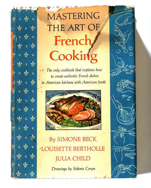 "cm juliachildcookbookcm an old original julia child cookbook, ""mastering the art of french cooking"" on wednesday, july 29, 2009  cyrus mccrimmon, the denver post"