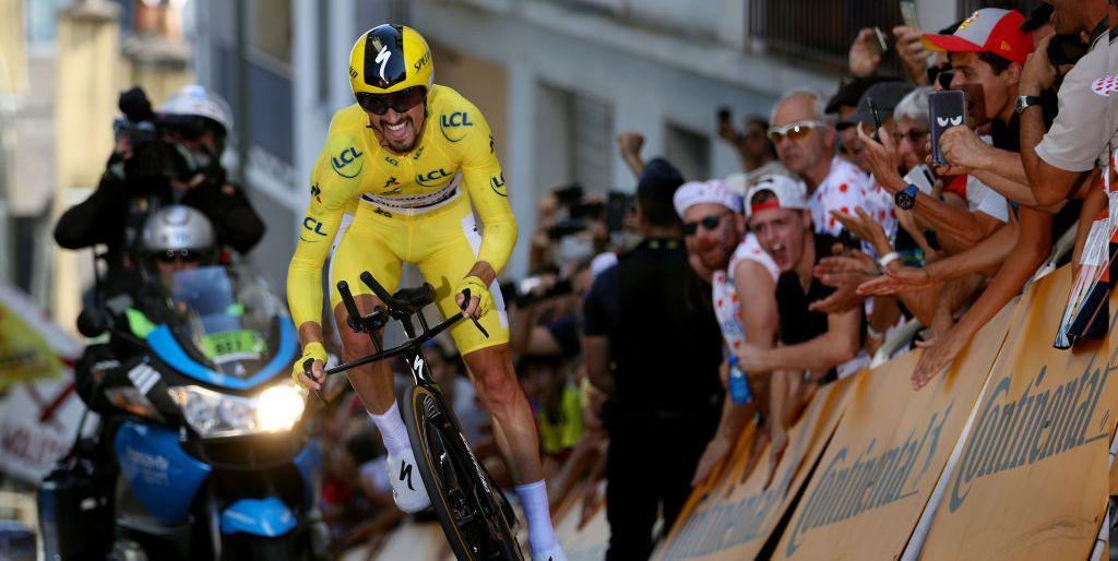 Julian Alaphilippe Wins Tour De France Stage 13 Extends Lead