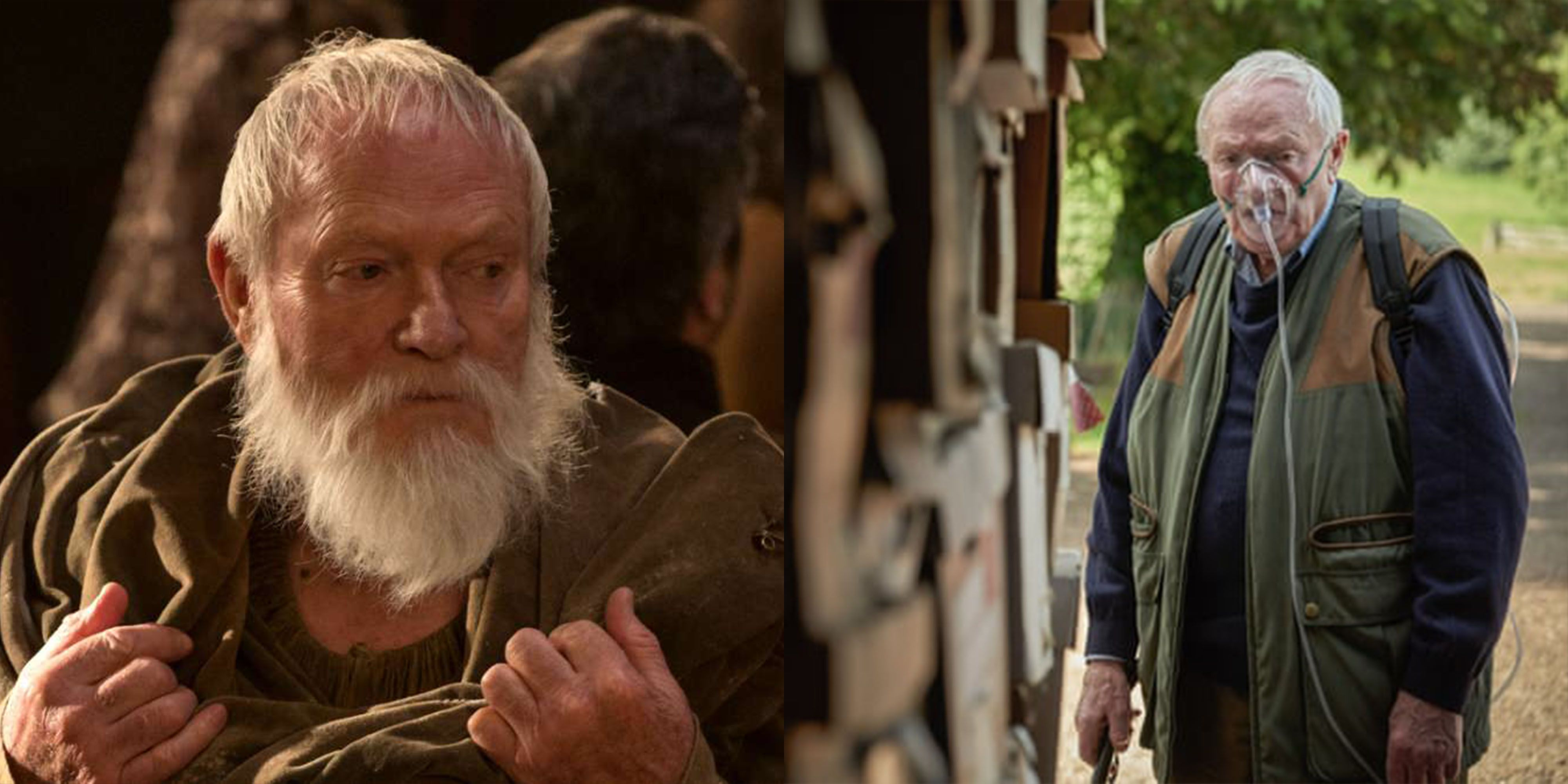 Julian Glover Glover followed up his turn as the sneaky Grand Maester Pycelle with a role on Black Earth Rising , a collab between the BBC and Netflix.