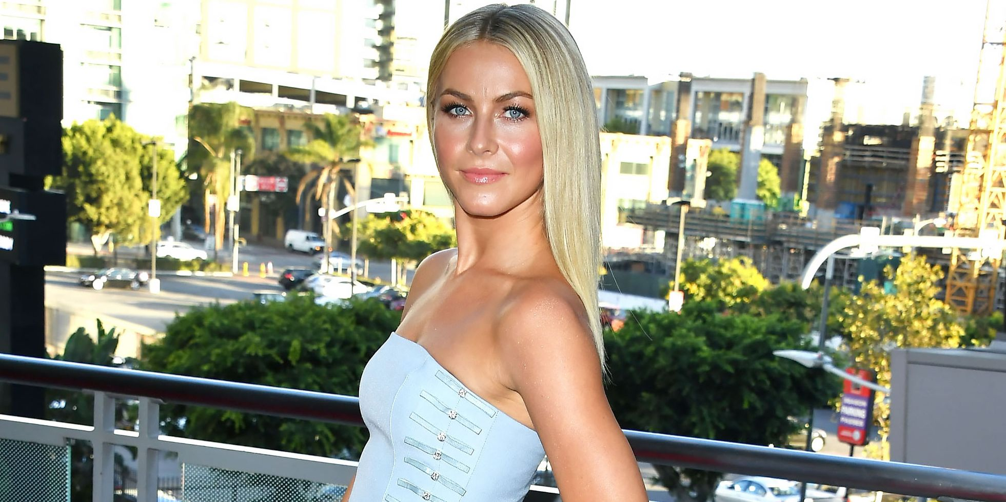Julianne Hough Took a Topless Break From Her Honeymoon to Celebrate Her Birthday