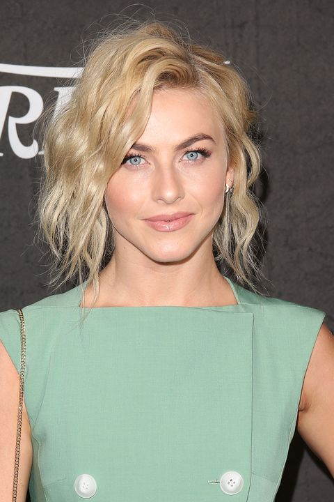 Short Curly Hair — Julianne Hough