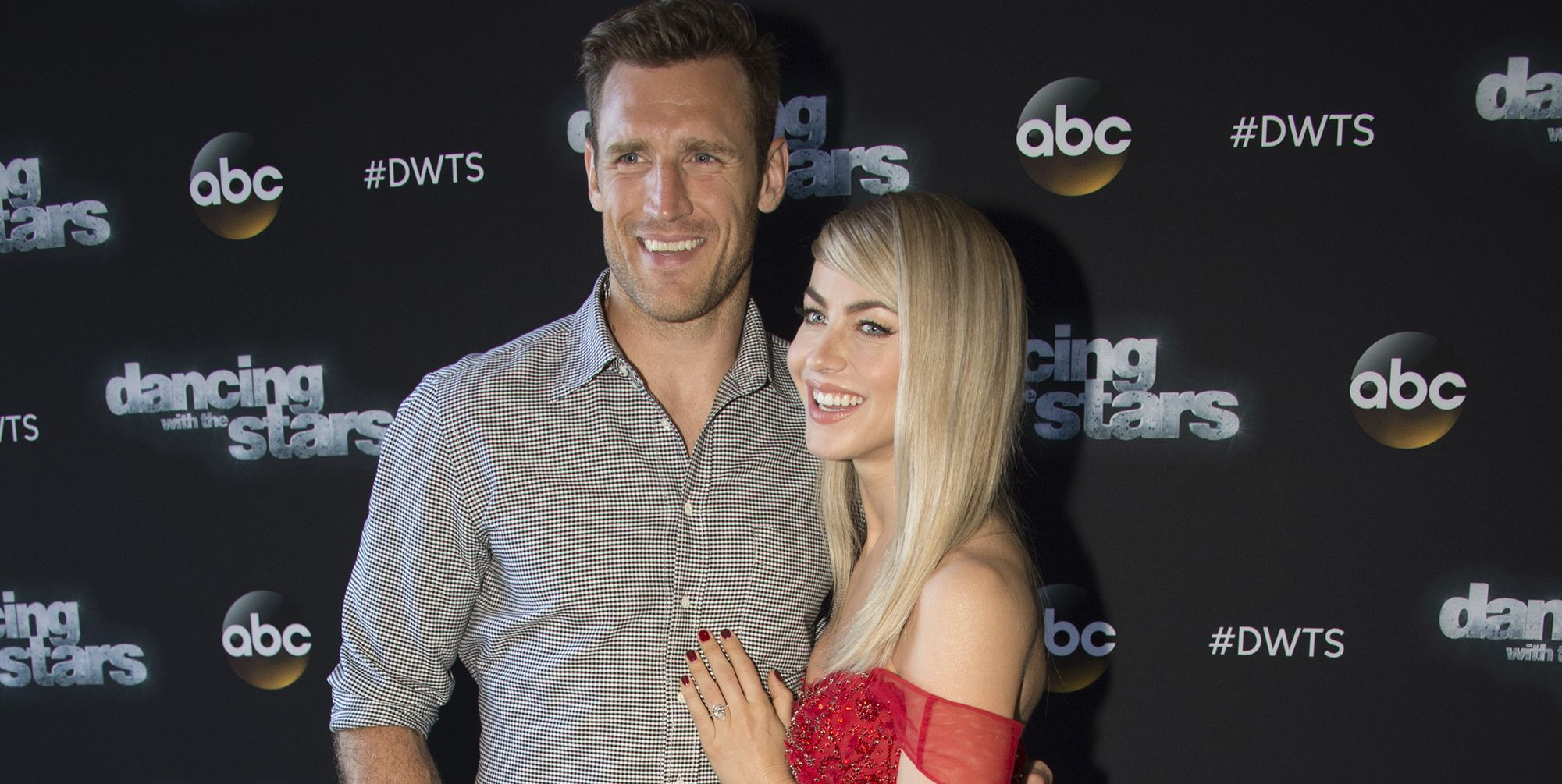 Congrats to Julianne Hough and her New NHL Hubby