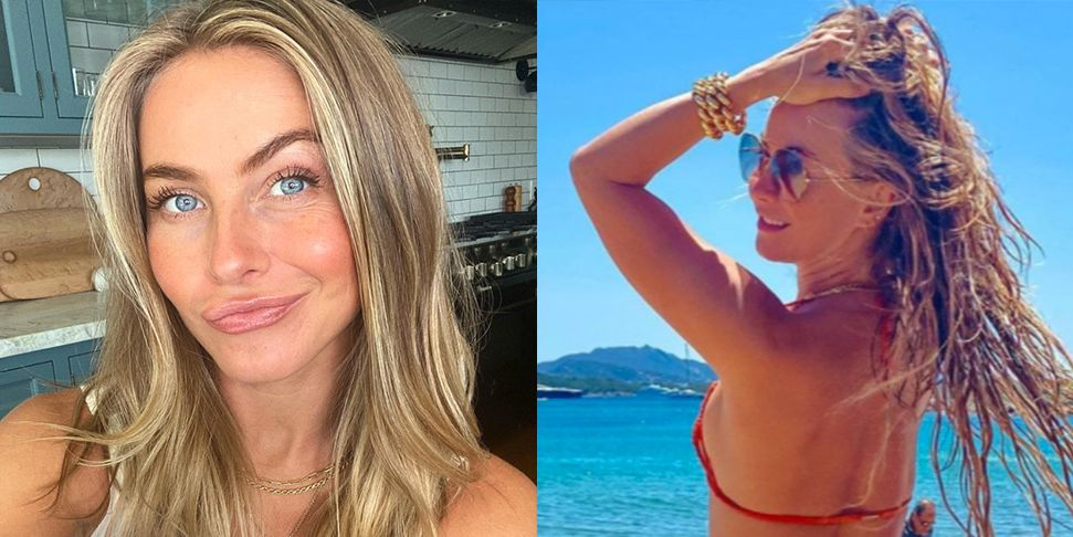 Kate Hudson and Other Celebs React to Julianne Hough's New Red Bikini Instagram