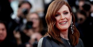 Julianne Moore at the 72nd annual Cannes Film Festival
