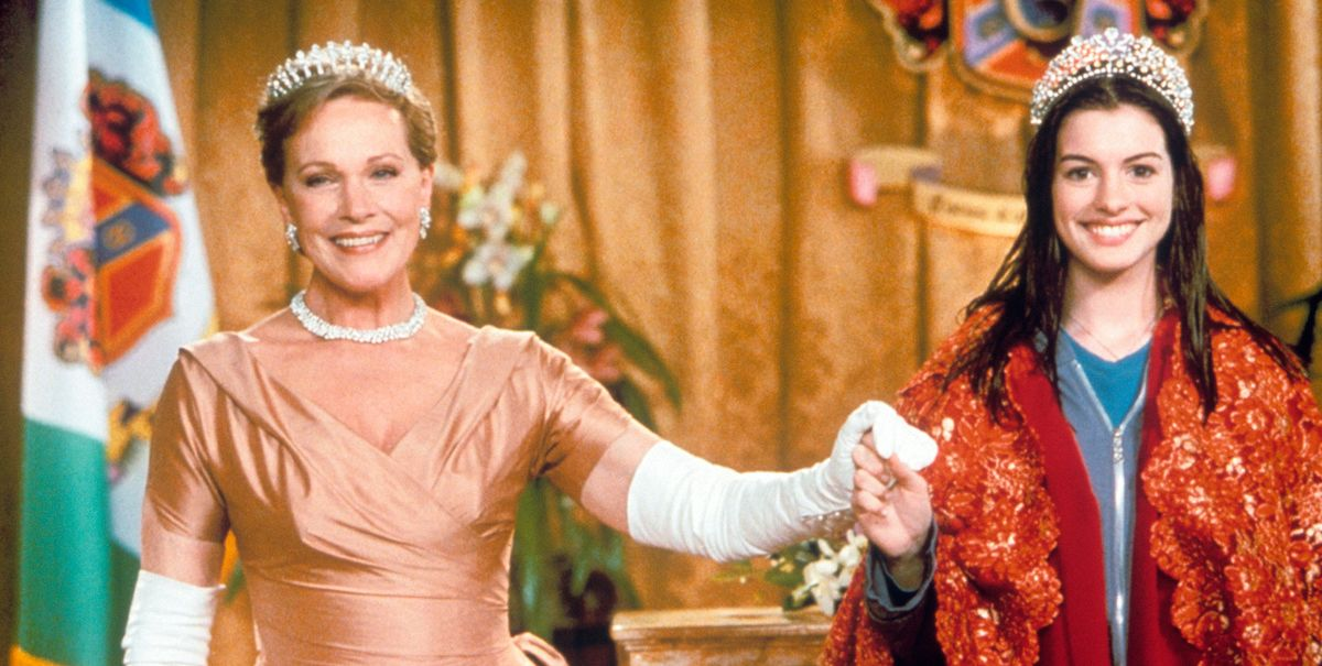 Julie Andrews Wants Do The Princess Diaries 3 Soon Status Of Film
