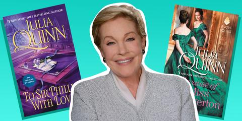 The Legendary Julie Andrews Joins Netflix and Shondaland's Bridgerton Series — Bow Down!
